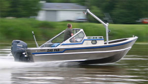 Zag Fab Boats | Custom Manufacturer of Aluminum Welded Boats